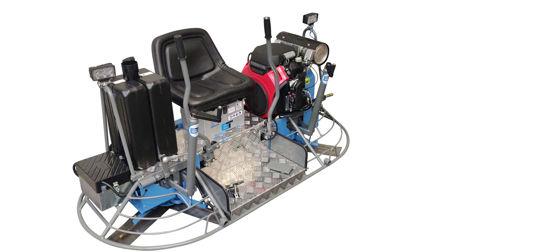 Billede af BT dobbeltglittermaskine BT900-2PFH24 Lowrider (mekanisk)