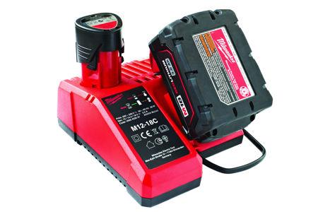 Billede til varegruppe Akku ladere og batterier