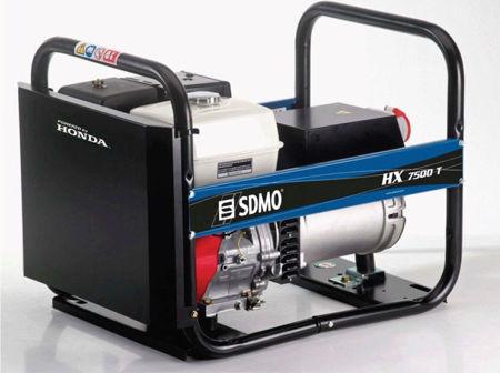 Billede til varegruppe Generator 400 Volt