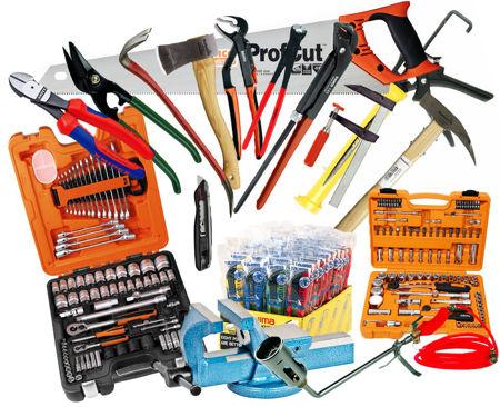Billede til varegruppe Håndværktøj