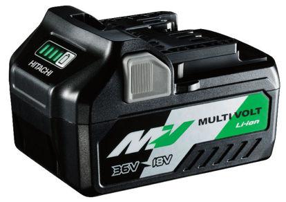 Billede af Hikoki BSL36A18 Multi Volt batteri 36V/18V-2,5A//5,0A