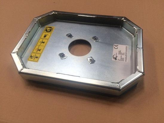 Billede af Optimas sugekop 300x400 mm, max. 95 kg. t/SV200E