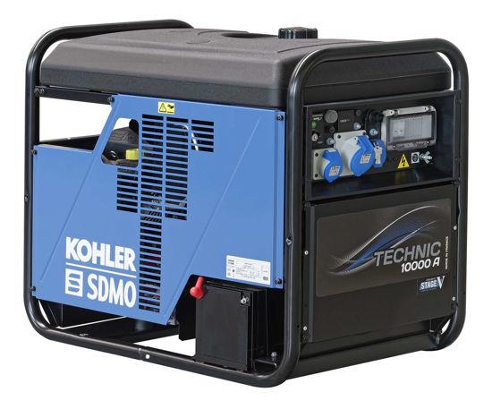 Billede af SDMO Technic 10000 A Generator