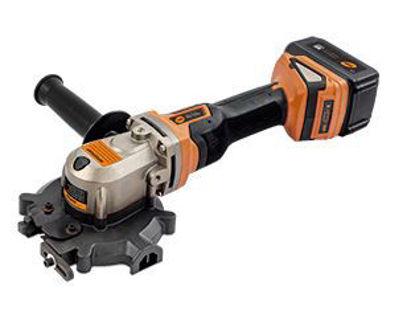 Billede af Tjep RC30A Akku-Rod Cutter m/klinge, kuffert, 2 batterier og lader